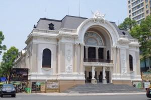サイゴンのオペラハウス