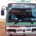 CAPITOL TOURSのツアーバス