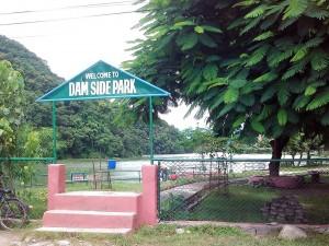 ダムサイドパーク