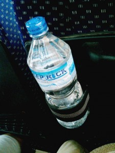 水がもらえます
