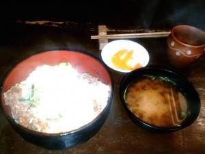 桃太郎のカツ丼