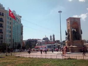 タキシム広場