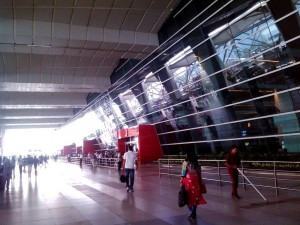インディラ ガンディー国際空港