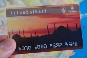 イスタンブルカード